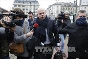 Bỉ cho phép dẫn độ nghi phạm chính sang Pháp