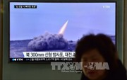 Hàn Quốc: Triều Tiên đã bắn tên lửa đất đối không