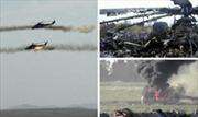 Armenia và Azerbaijan giao tranh ác liệt ở biên giới
