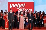 """Vietjet là """"Hãng hàng không được yêu thích nhất"""""""