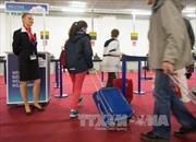 Chuyến bay đầu tiên cất cánh từ sân bay Zaventem