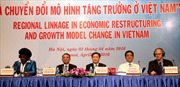 Liên kết vùng trong quá trình tái cơ cấu kinh tế, chuyển đổi mô hình tăng trưởng
