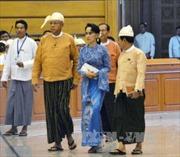 Tổng thống Myanmar đề xuất thay đổi chức danh của bà Suu Kyi