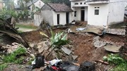 Khẩn trương xác định nguyên nhân gây sụt lún đất tại Mỹ Đức, Hà Nội