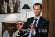 Nga đề nghị không bàn về số phận Tổng thống Syria