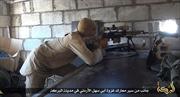 IS dùng vũ khí hoá học tấn công căn cứ không quân Deir-ez-Zor