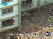 Nổ lớn phá nát khu căn hộ tại Rio, gần 20 người thương vong