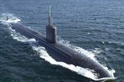 Mỹ triển khai tàu ngầm tới Thái Bình Dương-Ấn Độ Dương