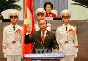 Ông Nguyễn Xuân Phúc nhậm chức Thủ tướng Chính phủ