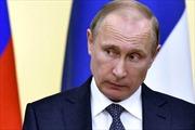 """Tổng thống Nga bác cáo buộc trong vụ """"Hồ sơ Panama"""""""