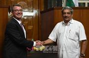 Mỹ, Ấn Độ nhất trí đảm bảo an ninh và tự do hàng hải