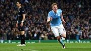 Man City lần đầu vào bán kết Champions League