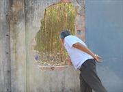 Bắt lại 185 đối tượng đục tường trốn trại cai nghiện