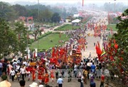 Thời tiết khu vực Hà Nội và Việt Trì trong dịp Giỗ Tổ