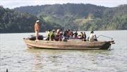 Vụ lật ghe trên hồ thủy điện sông Tranh 2: Tìm thấy thi thể thứ 2