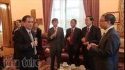 Việt - Lào thắt chặt quan hệ hữu nghị tại Moskva