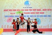 TP.HCM: Sôi nổi Ngày hội văn hóa các dân tộc Việt Nam
