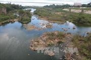 Sông Ba ô nhiễm nặng nơi vùng khát