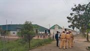 Nổ nồi hơi ở Nghệ An, nhiều người bị thương nặng