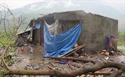 Gió lốc và sét đánh càn quét Lai Châu