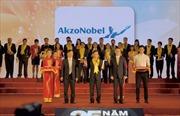 AkzoNobel Việt Nam đạt giải thưởng Rồng Vàng năm thứ ba liên tiếp