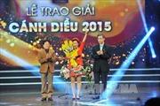 """""""Trúng số"""" giành giải Cánh diều vàng 2015"""
