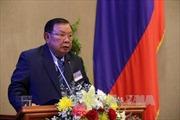 Tăng cường sự gắn bó, tin cậy giữa hai Đảng, hai nước Việt - Lào