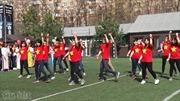 Tưng bừng Đại hội thể thao sinh viên Việt Nam Moskva Hè 2016