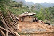 Mưa đá, lốc xoáy phá sạch nhiều bản làng Điện Biên