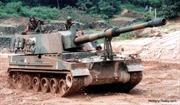 Lật pháo tự hành Hàn Quốc, hạ sĩ thiệt mạng