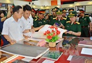"""Triển lãm """"Hoàng Sa, Trường Sa là của Việt Nam"""" tại Bắc Ninh"""