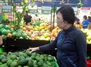 Thị trường hoa quả  biến động do hạn hán