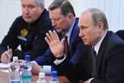 Ông Putin phát hiện nguyên nhân sự cố phóng Soyuz