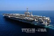 Trung Quốc bao biện việc không cho tàu Mỹ cập cảng Hong Kong