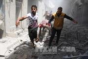 Phiến quân Syria nã pháo dữ dội vào Aleppo
