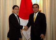 Nhật Bản ưu tiên nhiều mặt đối với Đông Nam Á