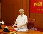 Kết luận của Tổng Bí thư về phòng, chống tham nhũng