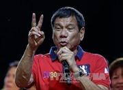 Ông Rodrigo Duterte thắng cử Tổng thống Philippines
