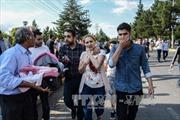 Đánh bom xe bọc thép Thổ Nhĩ Kỳ, 45 người thương vong