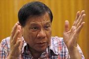 """Tổng thống đắc cử Philippines gặp Giáo hoàng để xin lỗi phát biểu """"con hoang"""""""