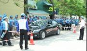Honda ô tô Giải Phóng đào tạo lái xe an toàn