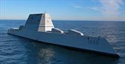 """Khu trục hạm """"tuyệt đỉnh"""" Zumwalt của Hải quân Mỹ"""