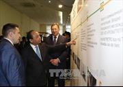 Thủ tướng thăm Tập đoàn dầu khí Nga Zarubezneft