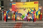 """Tưng bừng """"Một thoáng Việt Nam"""" tại Kiev"""