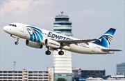 Máy bay chở khách Ai Cập mất tích