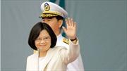 Bà Thái Anh Văn nhậm chức lãnh đạo chính quyền Đài Loan