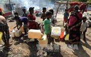 Ấn Độ chứng kiến nhiệt độ cao kỷ lục