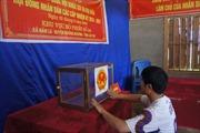 Đồng bào ở Mường Khương đã sẵn sàng cho ngày bầu cử