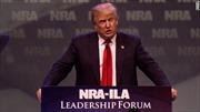 Hiệp hội súng trường Mỹ ủng hộ ông Trump làm tổng thống