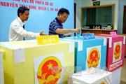 Chuyện ghi ở trụ sở Ủy ban bầu cử TP Hồ Chí Minh